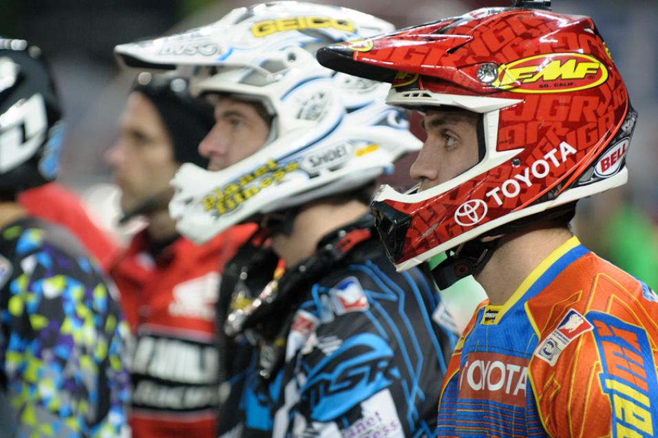 Racer X Notebook: Toronto