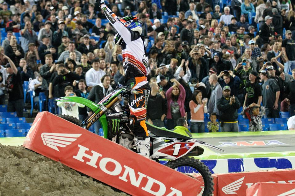 Racer X ReduX: Going  for the Record Books