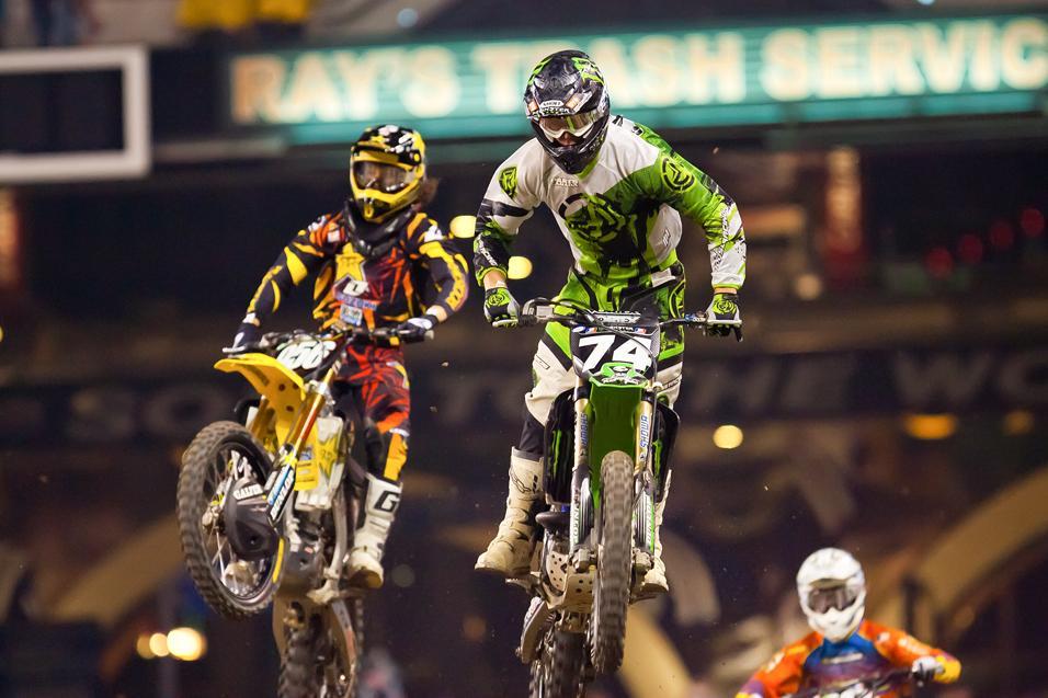 Between the Motos:  Tyler Bowers