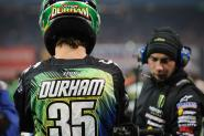 Going for the W:  Darryn Durham