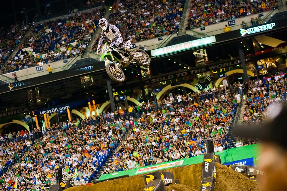 5 Minutes with....Justin Sipes