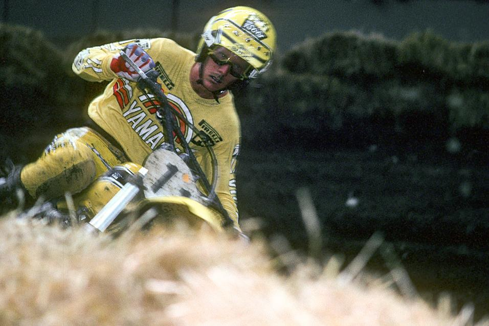 This Week in Yamaha History:<br /> Glover Gets His First SX Win