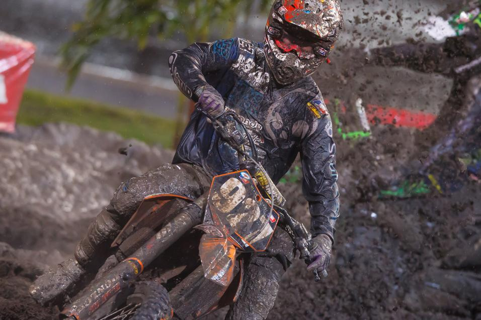 The Breakdown: Mud Riding
