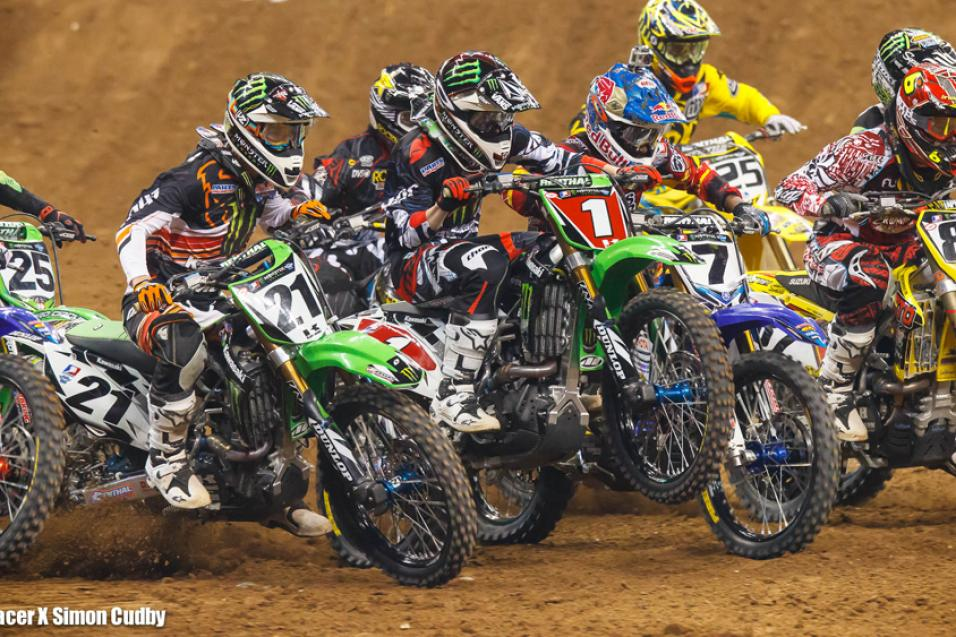 Racer X Race<br /> Report: Houston