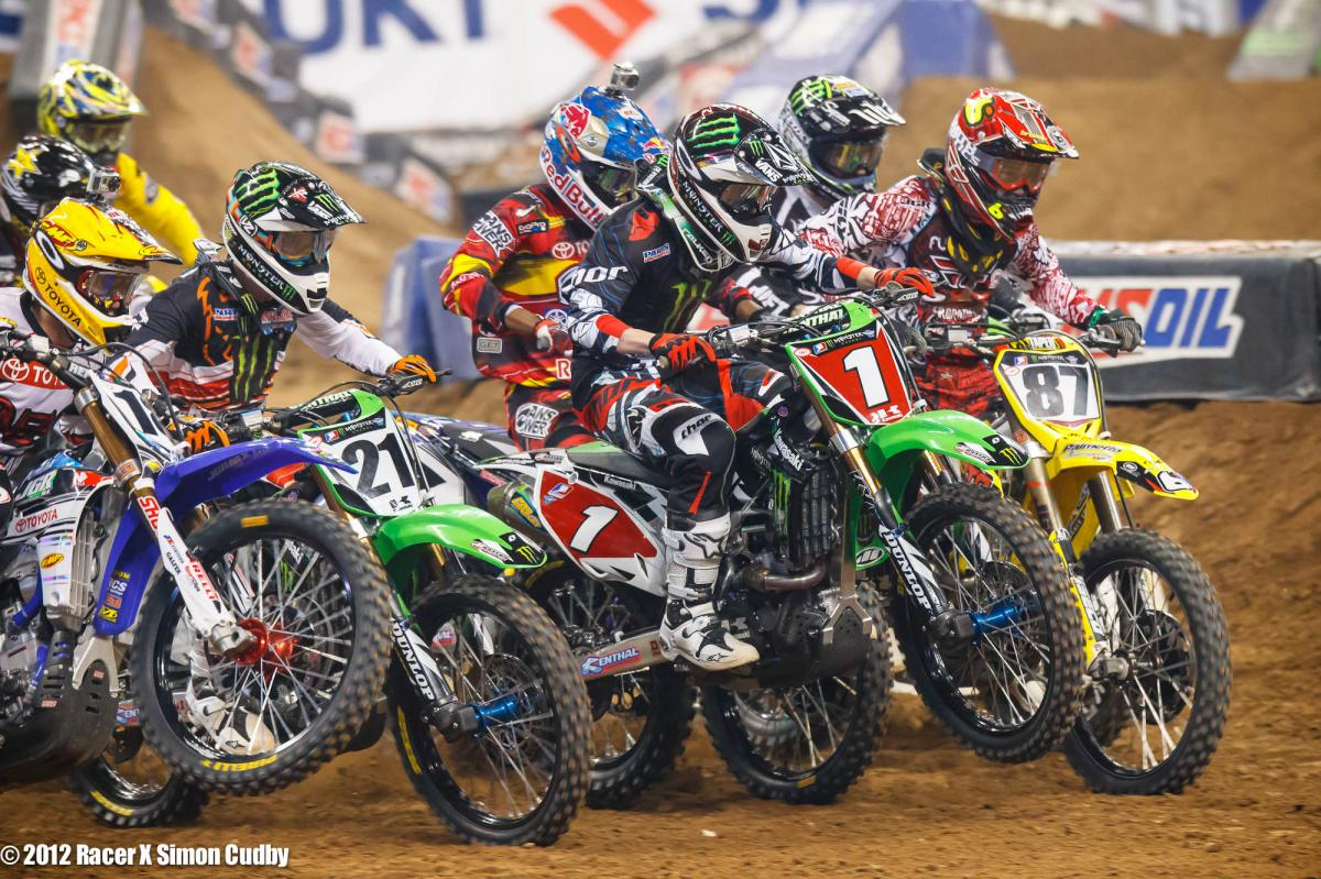 RV holeshot