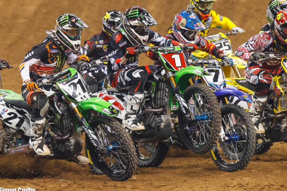 BTOSports.com<br /> Racer X Podcast: Houston