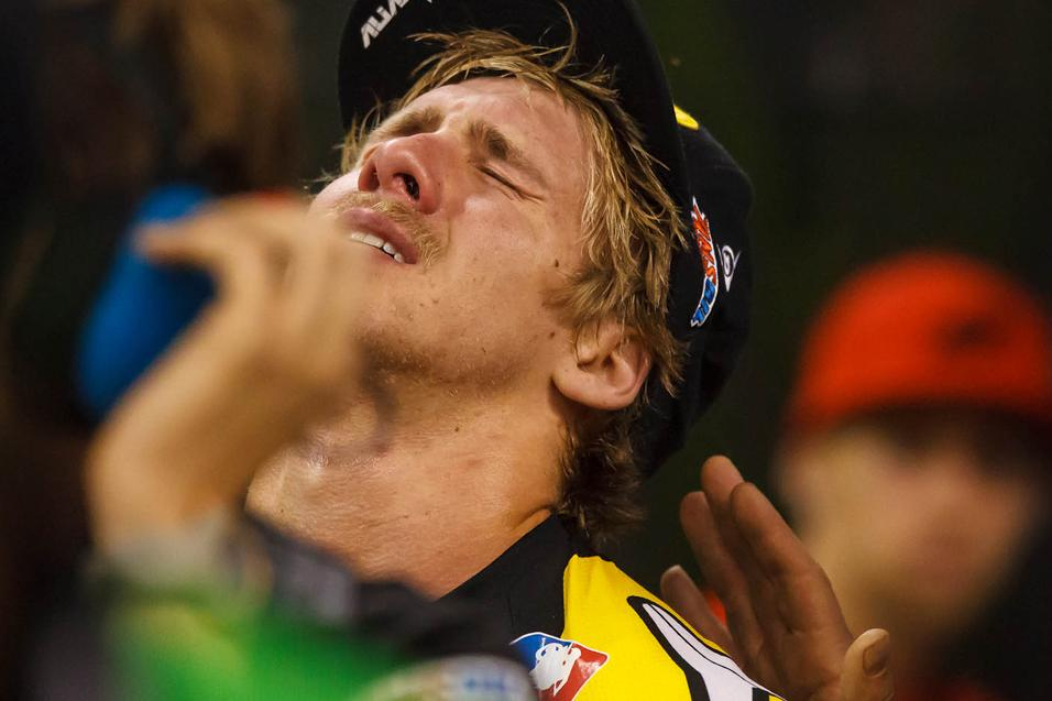 The Moment: Barcia Interview