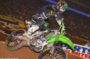 Racer X Notebook: Houston