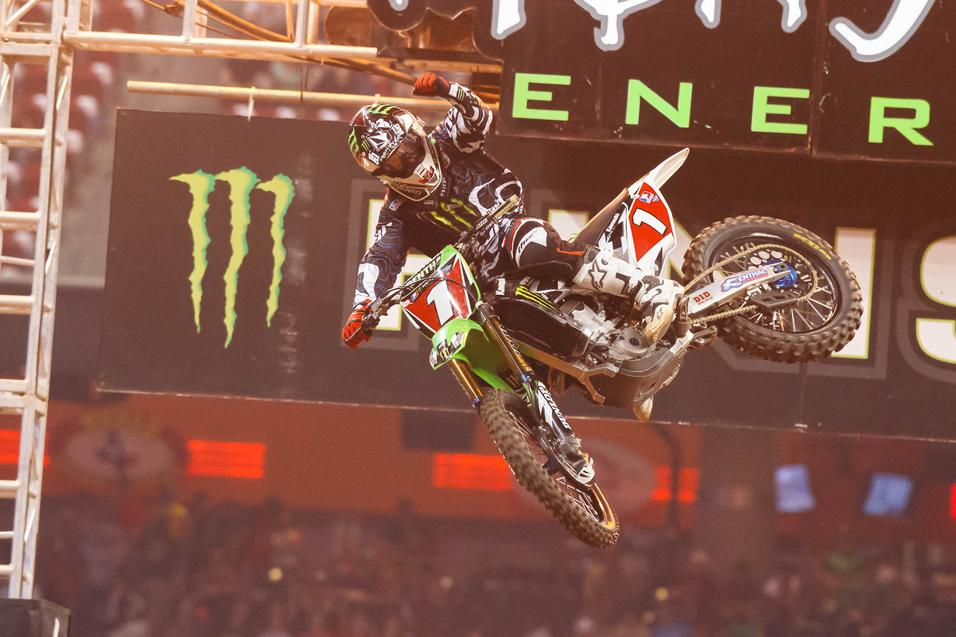 Racer X <strong>Redux:</strong> Actions,<br /> Equal and Opposite Reactions
