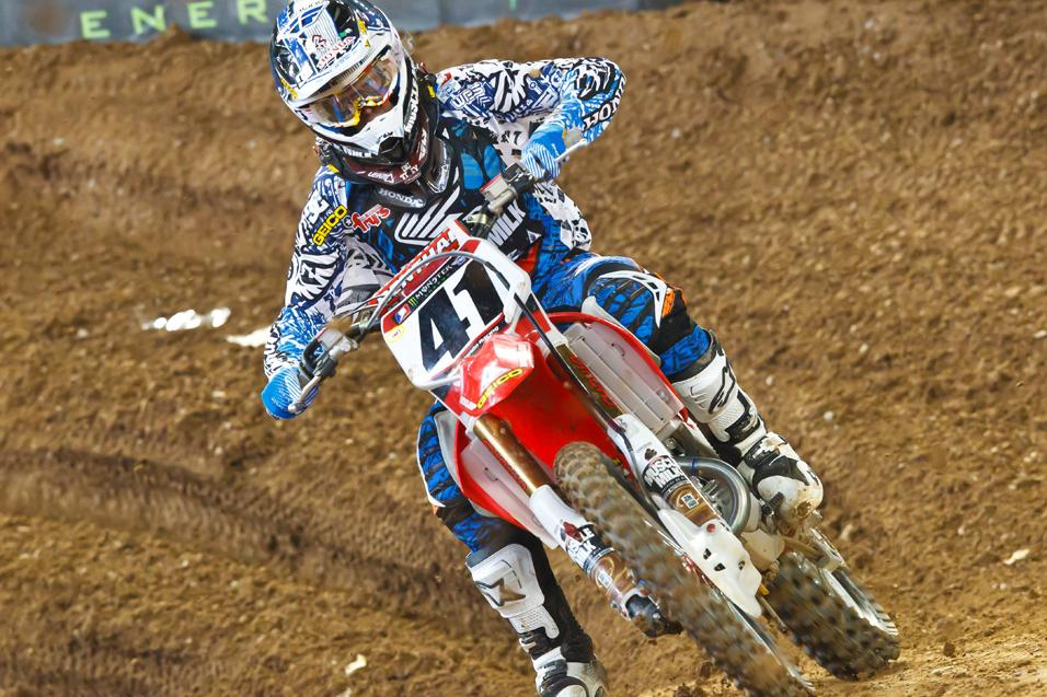 <strong>Monday Conversation:</strong><br /> Trey Canard