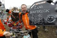 Sign of the Lap Times: Valkenswaard GP