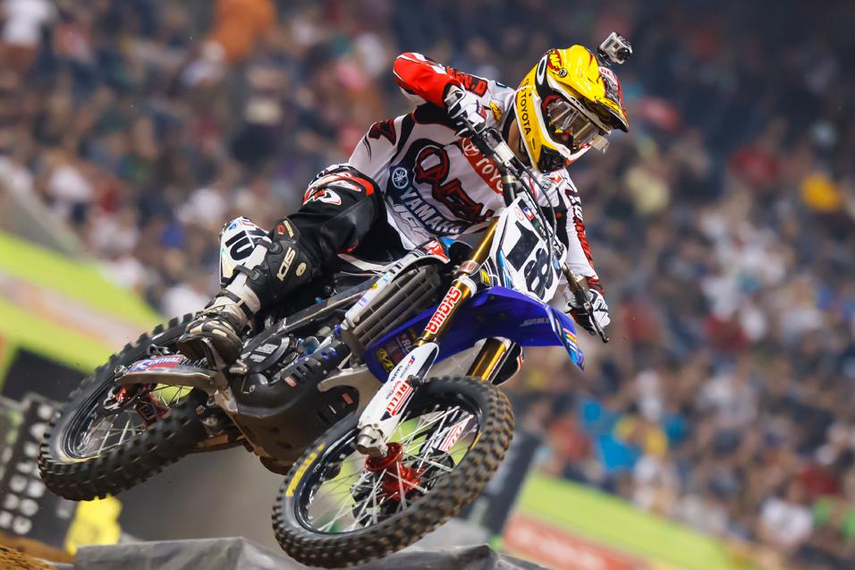 Going for the W:  Davi Millsaps