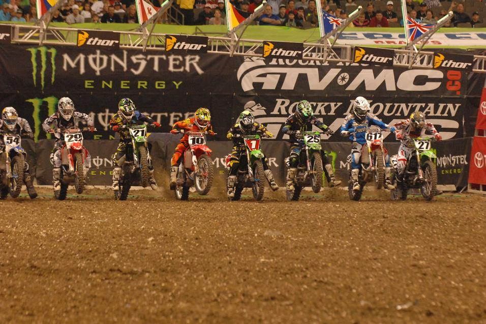Racer X Race Report: New Orleans