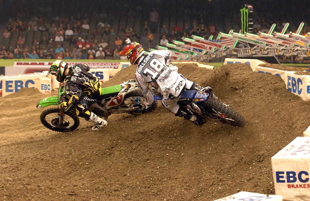 Ryan Villopoto and Davi Millsaps