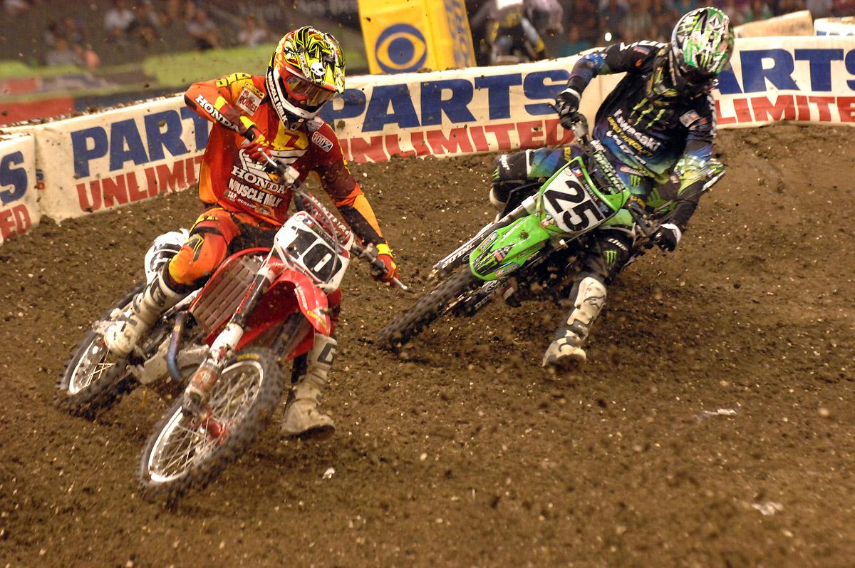 Justin Brayton and Broc Tickle