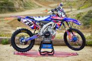 Racer X Tested:  Wiseco YZ450F