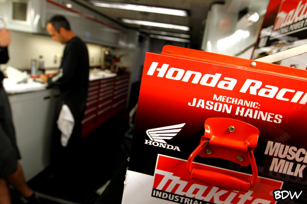Muscle Milk Honda
