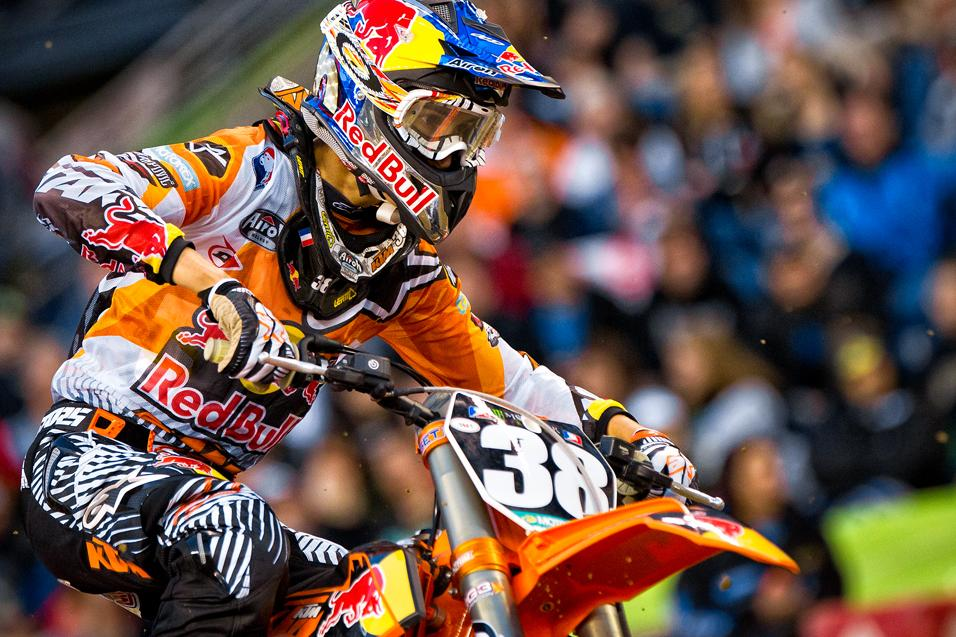 Racer X Outstanding<br /> Performance: Marvin Musquin