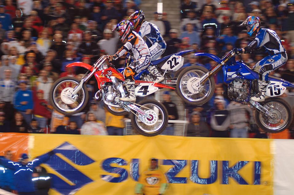 This Week in Yamaha History:  Salt Lake City 2003