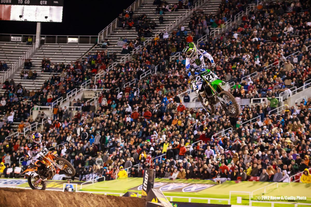 Weimer looks back for Dungey