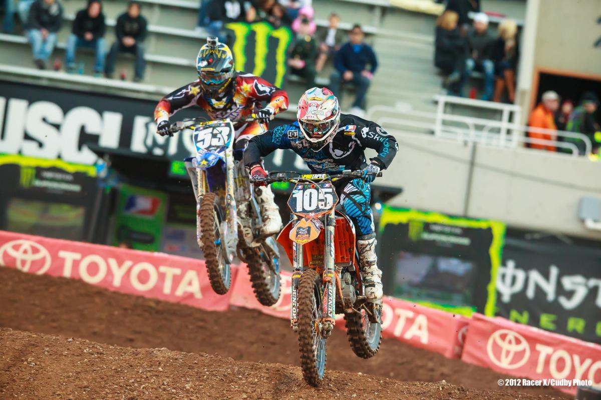 Matt Moss and Ryan sipes