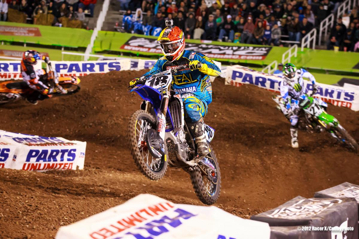 Millsaps leads Weimer and Dungey