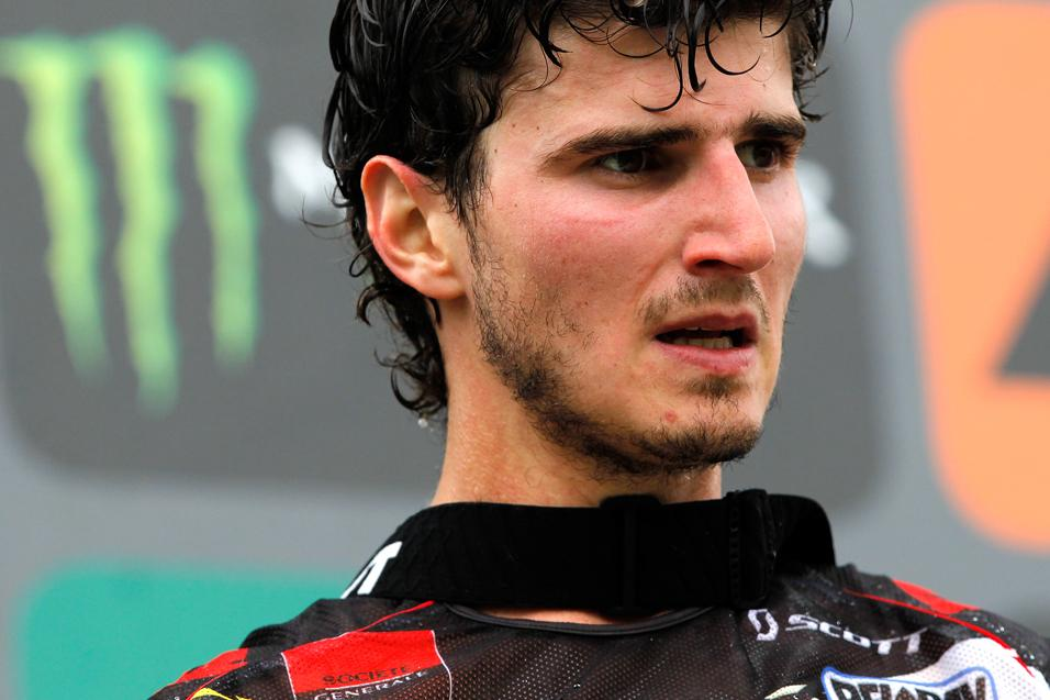 Between the Motos:  Christophe Pourcel