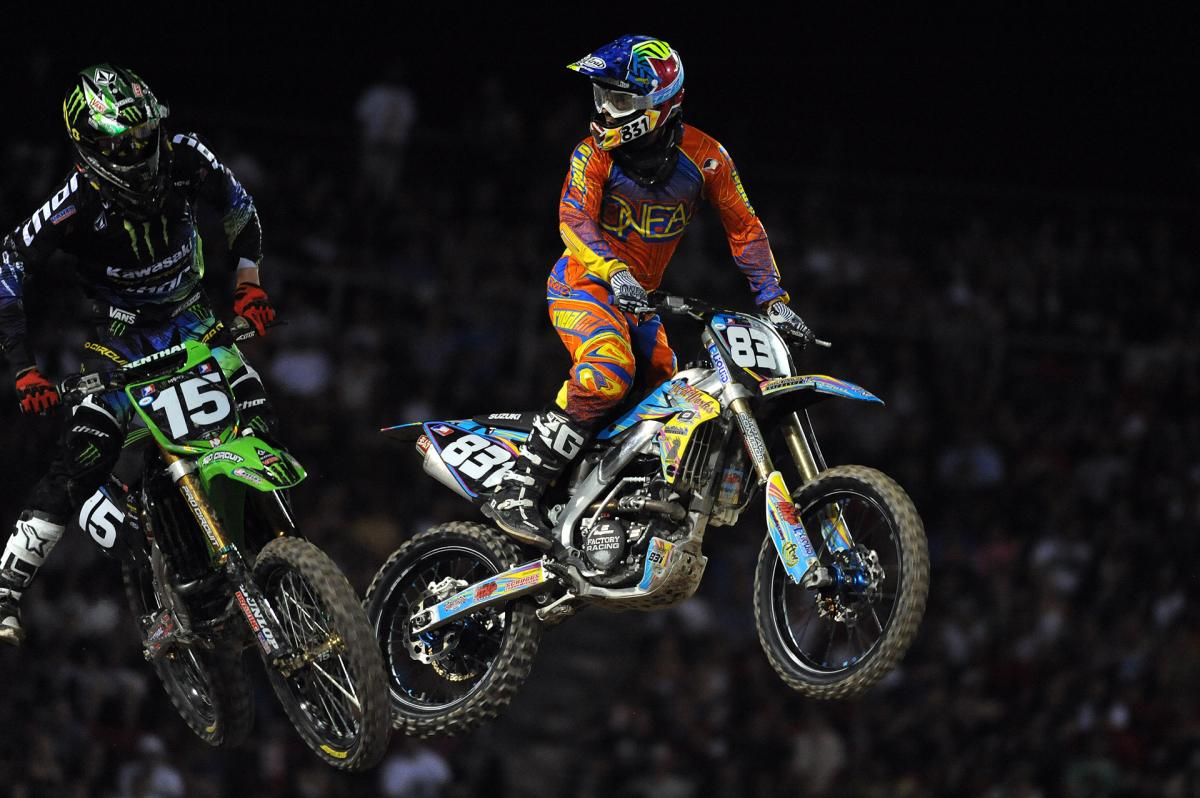 Dean Wilson and Ryan Smith
