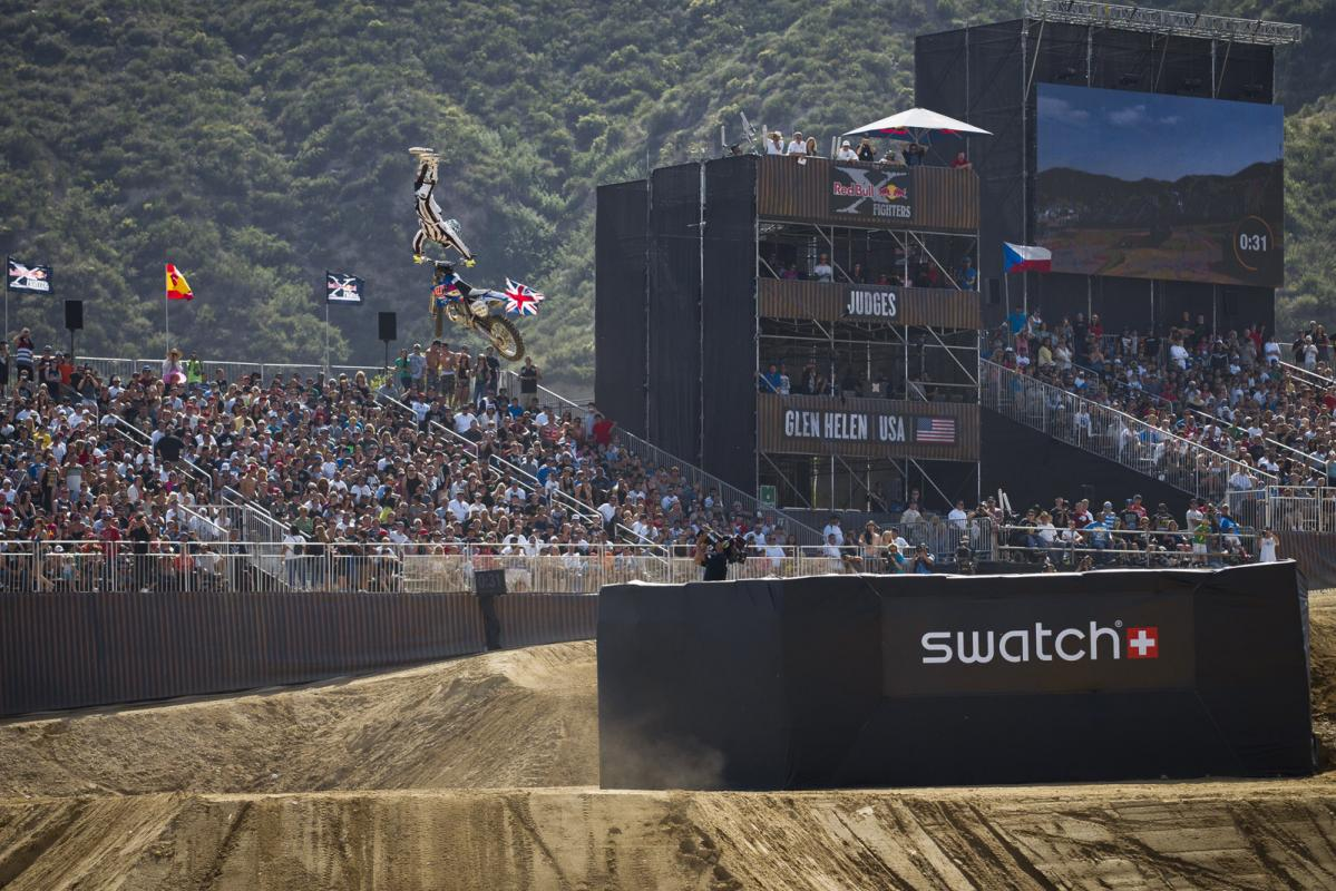Red Bull X-Fighters at Glen Helen