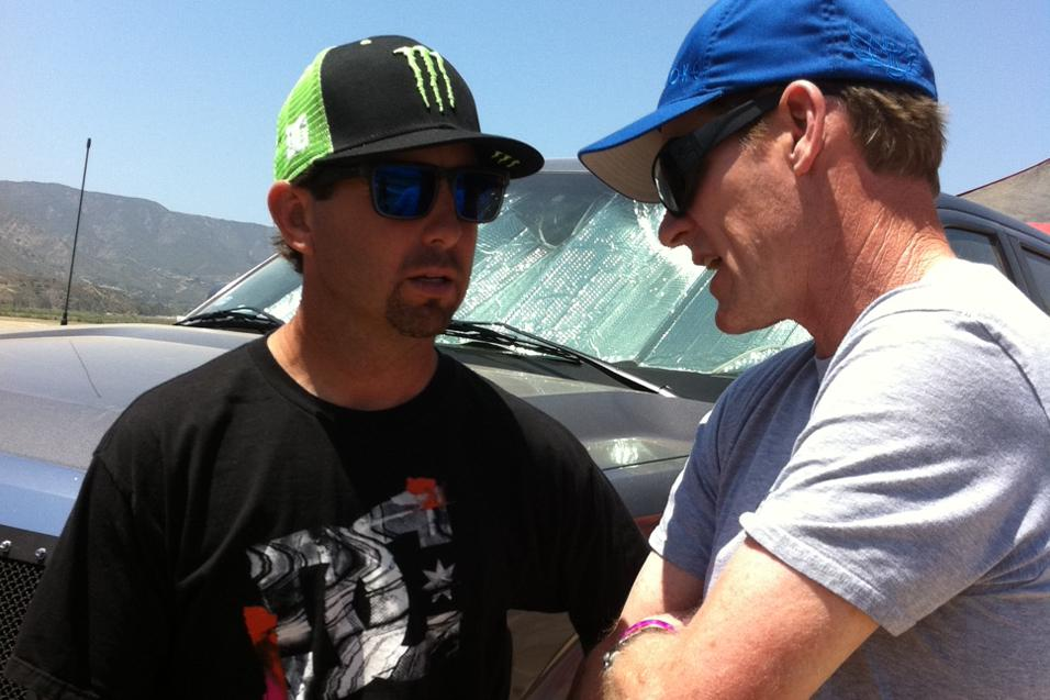 <strong>Monday Conversation:</strong><br /> Jeremy McGrath