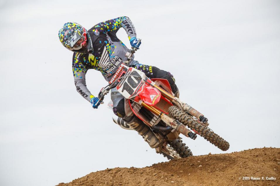 Going for the W:  450 Riders on the Verge
