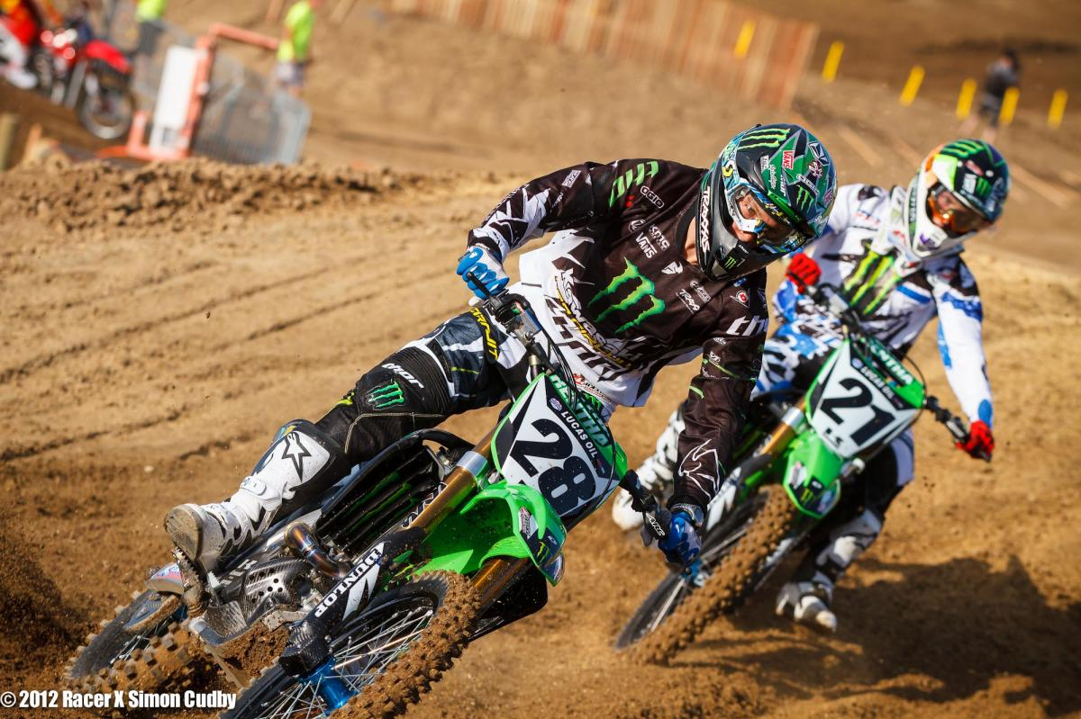 Tyla Rattray and Jake Weimer