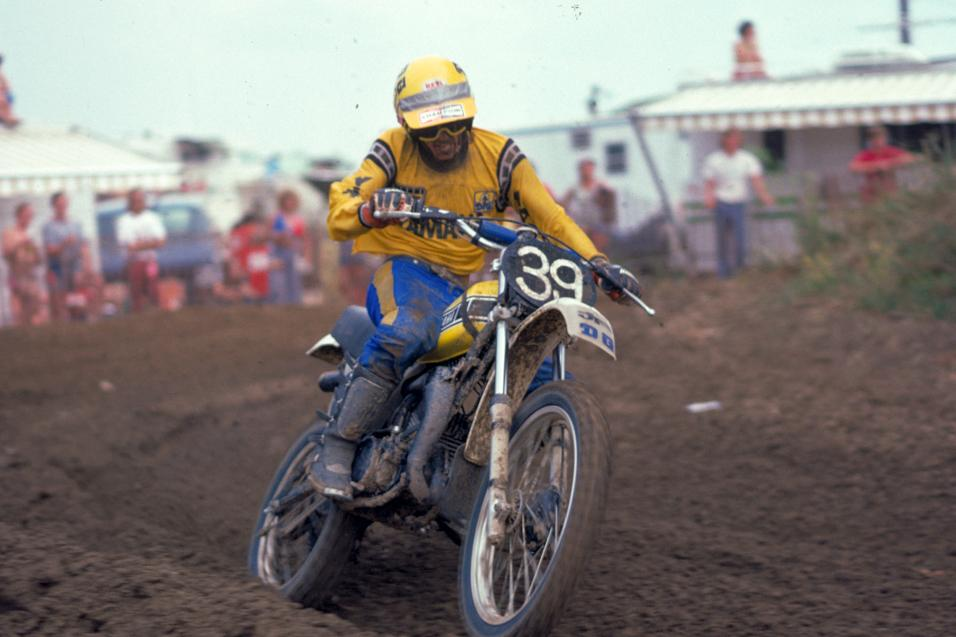 This Week in Yamaha<br /> History: Hannah in '76