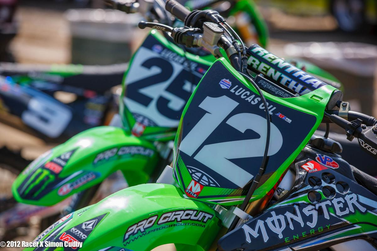 Baggett and Tickle's PC Kawasakis