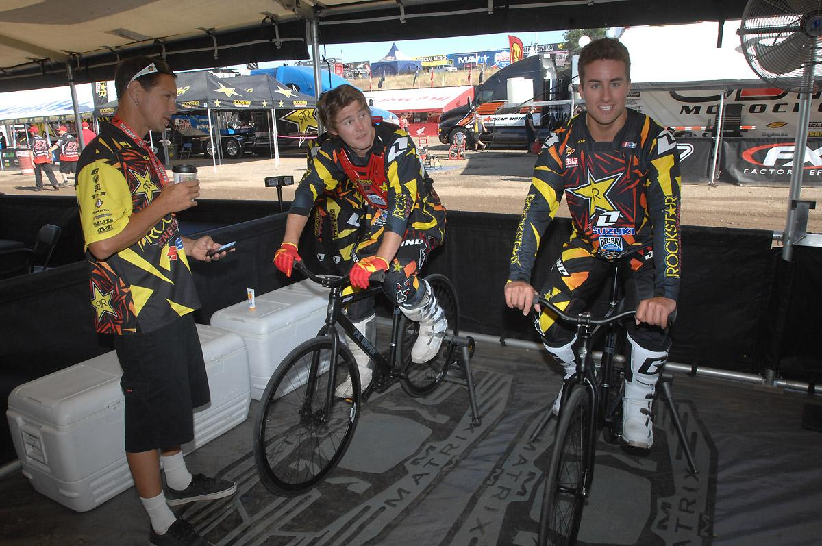 Hewitt and Davalos
