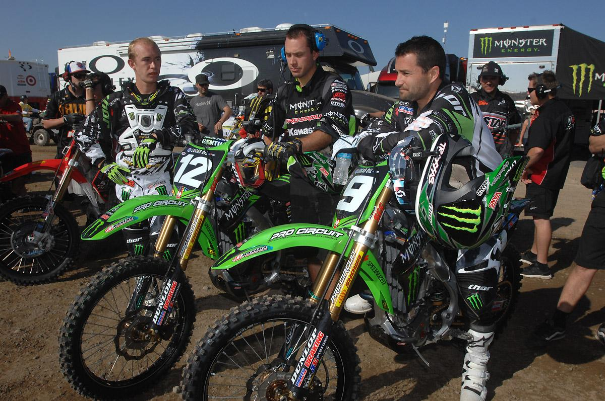 Baggett and Tedesco