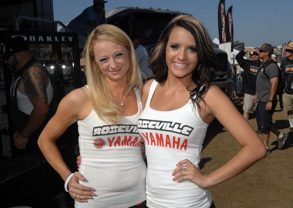 Roseville Yamaha girls