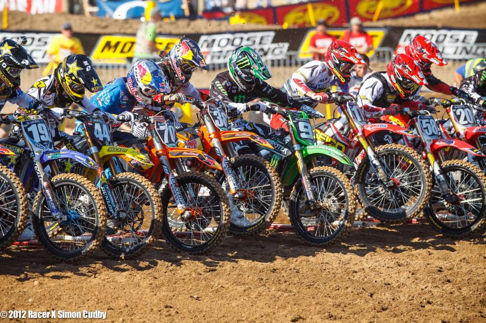 Racer X<br /> <strong>Race Report:</strong><br /> Hangtown