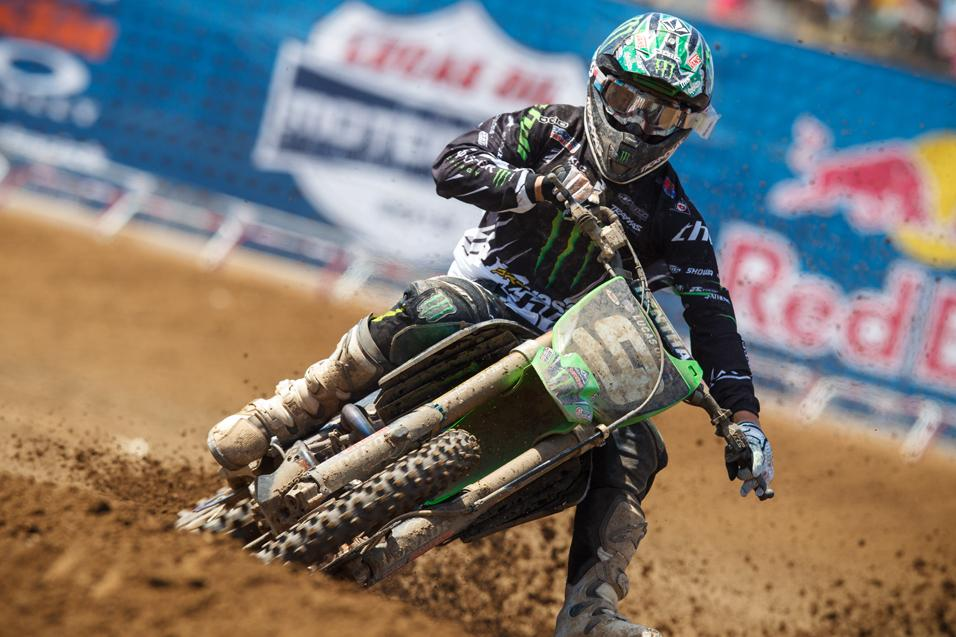 Racer X Outstanding<br /> Performance: Ivan Tedesco