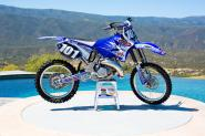 Racer X Tested:  2012 YZ125