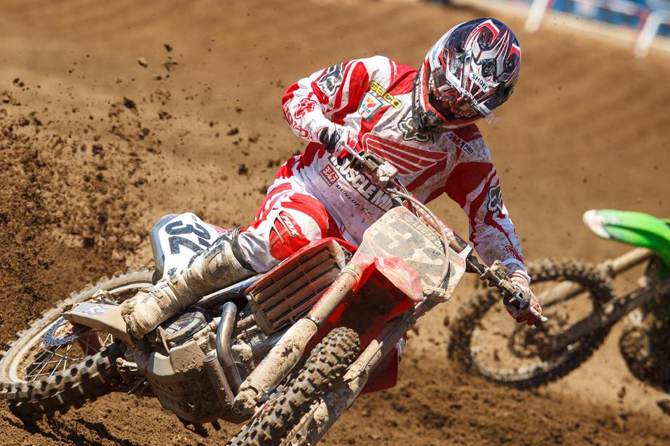 Between the Motos:  Tommy Hahn