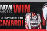 TGI Freeday! Signed Fly Racing Trey Canard Jersey!
