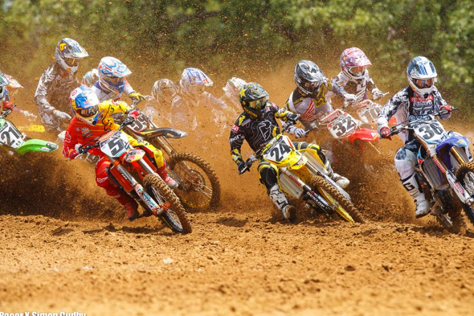 Freestone Race Highlights
