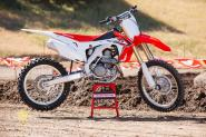 2013 Honda  CRF450 Introduction