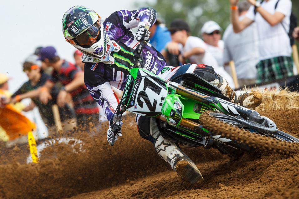 Racer X Outstanding Performance: Jake Weimer