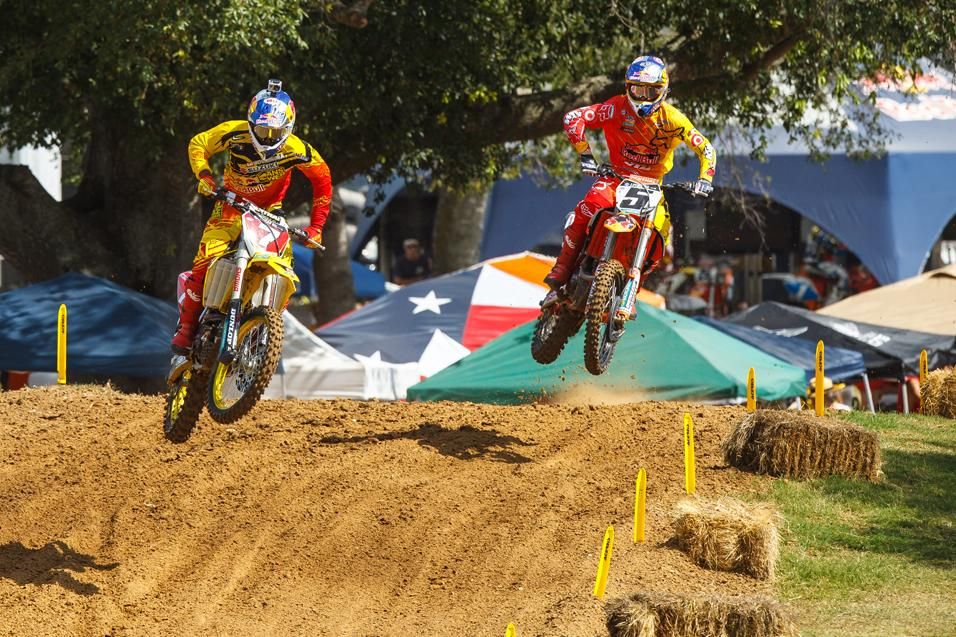 Bench Racing Ammo:  Stewart vs. Dungey