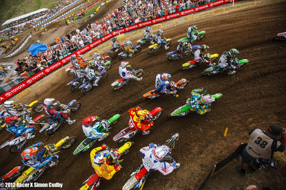 Racer X<br /> <strong>Race Report:</strong><br /> Thunder Valley