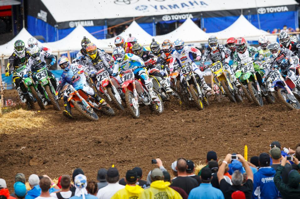 Racer X Motocross  Show: Thunder Valley
