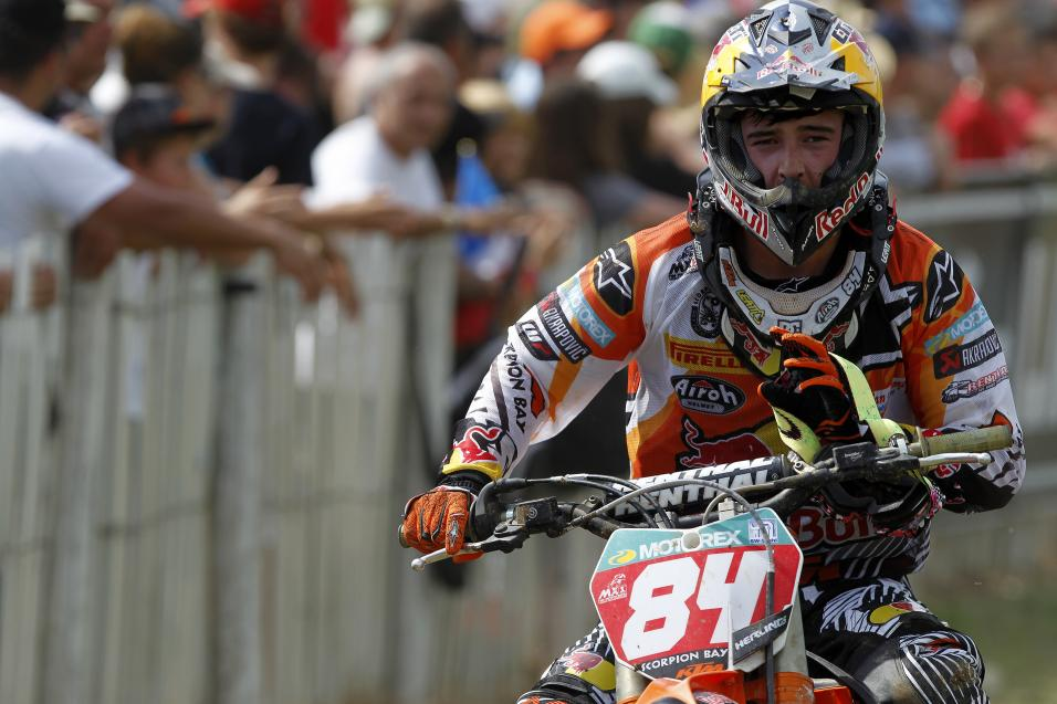 Racer X Race Report:  GP of France