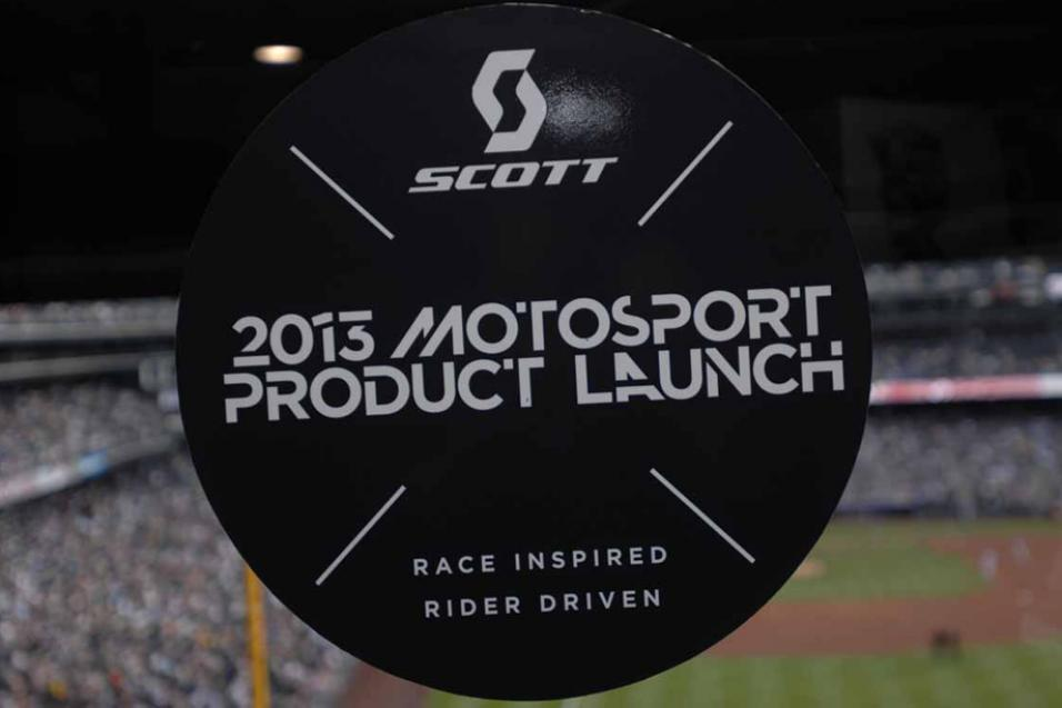 2013 SCOTT Product Launch